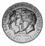 Médaille d'argent du CNRS